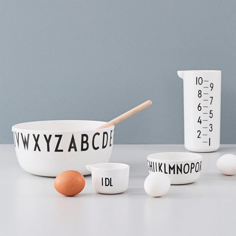 Arne Jacobsen Cooking & Serving Bowls by Design Letters