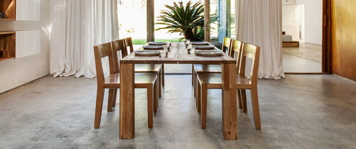 Edge Dining Table from the LAXseries by MASHstudios