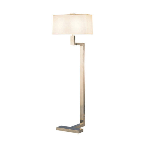 Robert Abbey Doughnut C-Shaped Floor Lamp