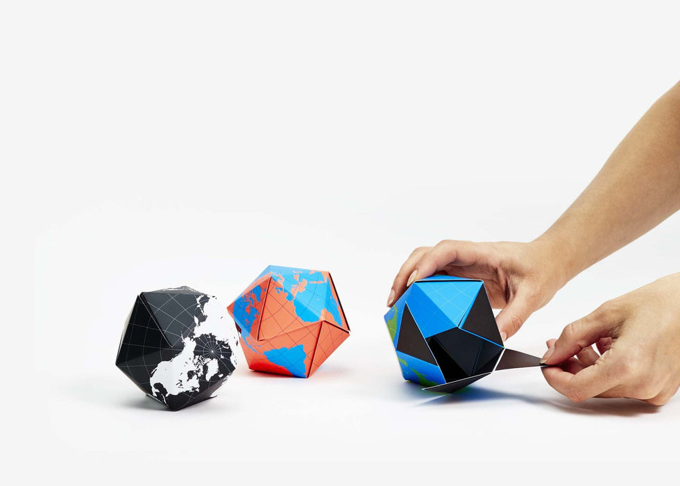Dymaxion Folding Globe by Areaware