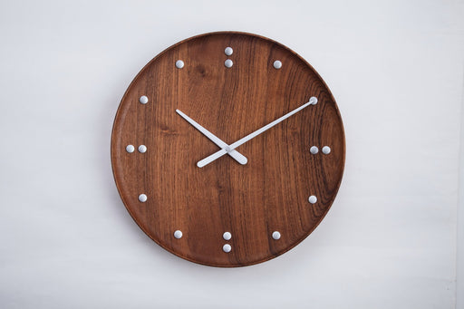 Finn Juhl FJ Clock by Architectmade