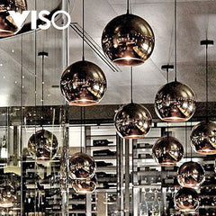 Viso Fort Knox Suspension Lamp