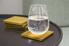 Fin Coasters (Set of 4) by Souda