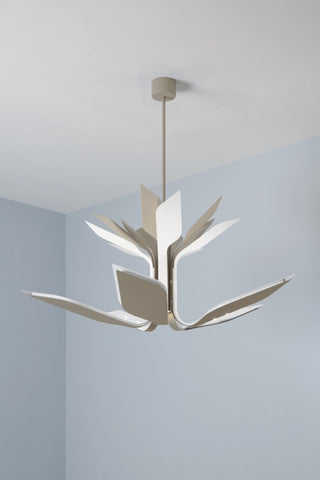 Lumen Center Foliage S3, S5 Suspended Lighting
