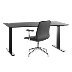 GOS4 Work table 100x200cm by Gubi