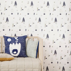 Forest Wallpaper by Ferm Living