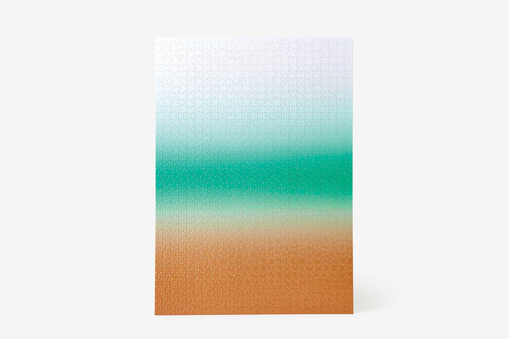 Gradient Puzzle by Areaware