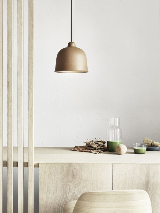 Grain Pendant Lamp by Muuto