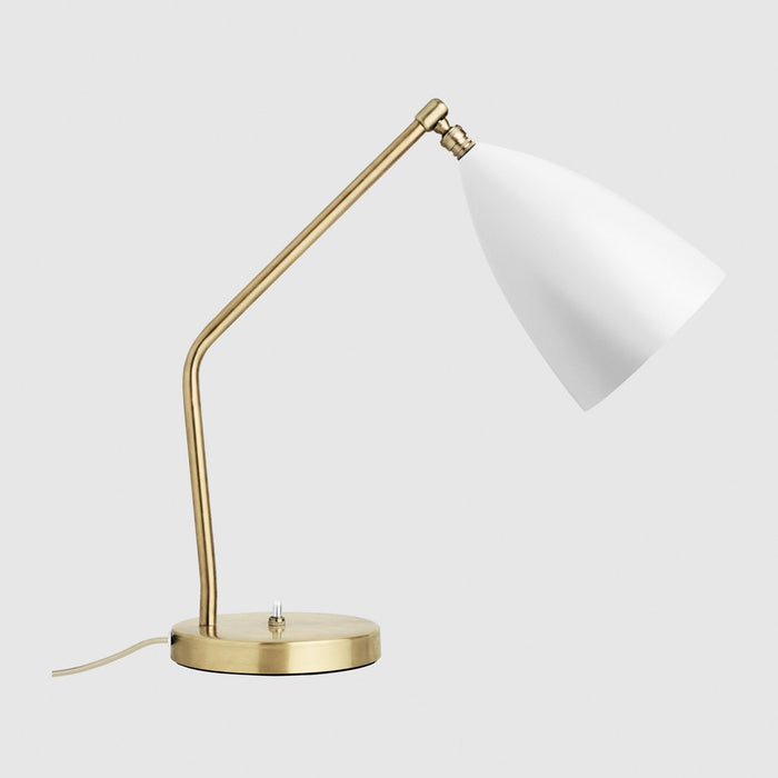 Gräshoppa / Grasshopper Table Lamp by Gubi