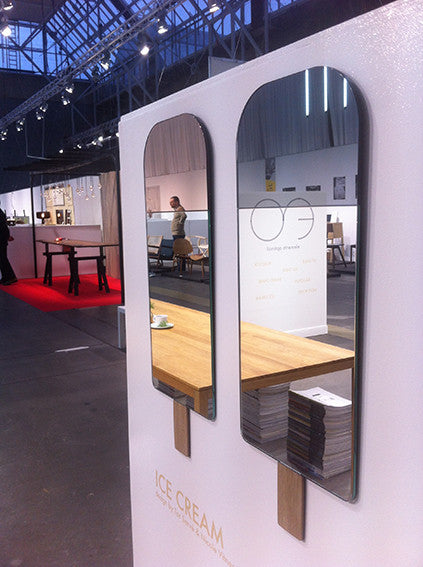 Ice Cream Mirror By Elements Optimal The Modern Shop