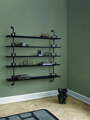 Mategot Demon Shelf by Gubi
