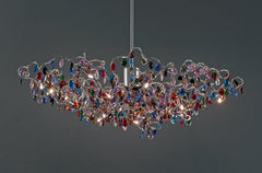Harco Loor Tiara Pendant Light