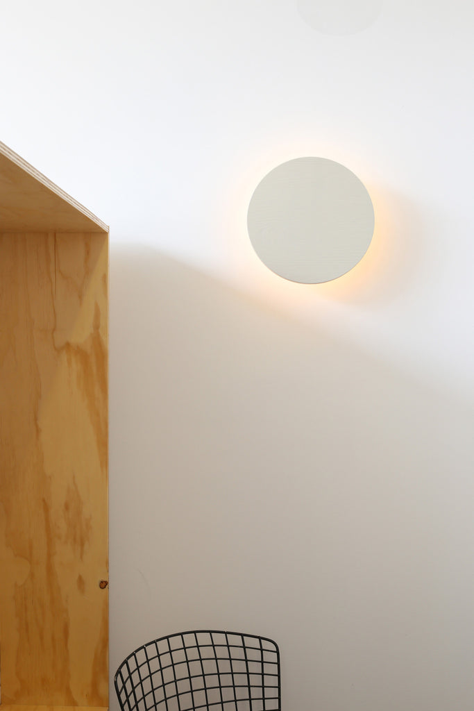 Radient Round Sconce by Rich Brilliant Willing
