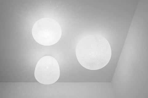 Lumen Center Sumo 21, Sumo M21, Sumo L21 Wall and Ceiling Lamps