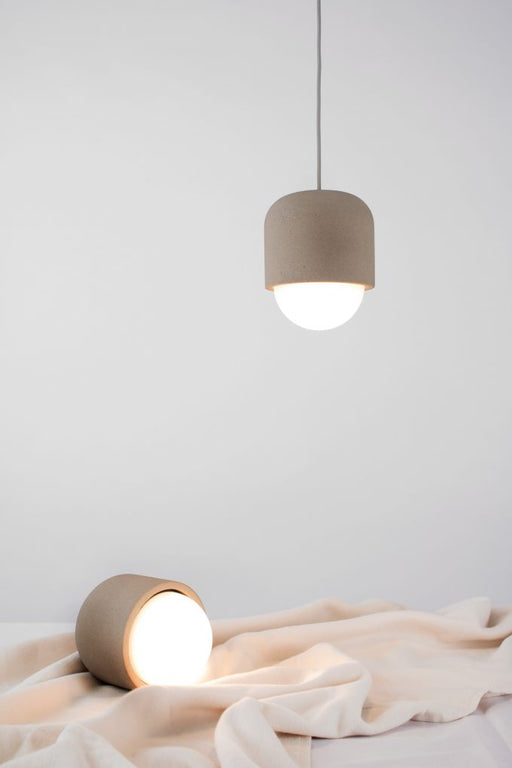 Castle Muse Pendant Lamp by Seed Design