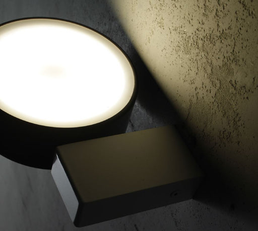 Aluled Disc Lights by Itama