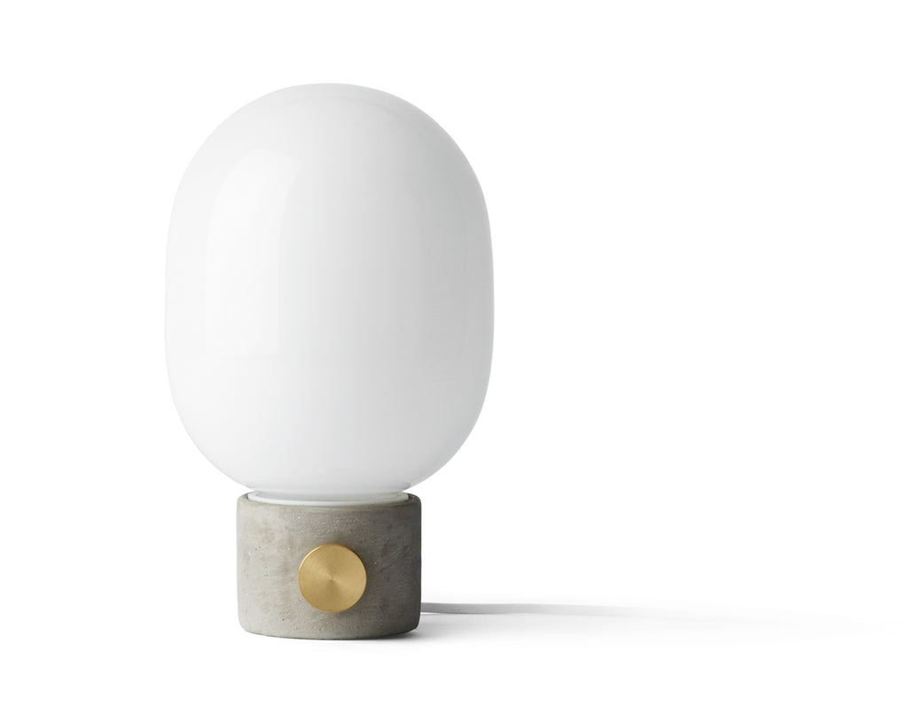 JWDA Concrete Lamp by Menu