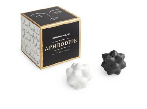 Jonathan Adler Aphrodite Salt & Pepper Shakers