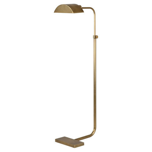 Koleman Task Floor Lamp by Robert Abbey