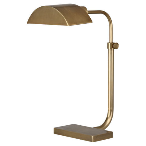Koleman Task Table Lamp by Robert Abbey