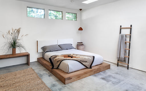 Platform Bed from the LAXseries by MASHstudios