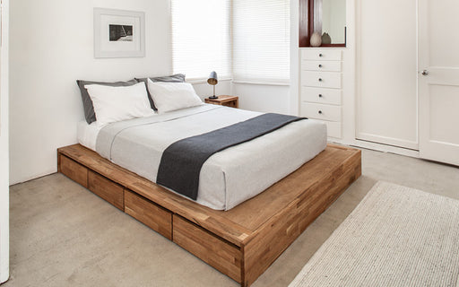 Storage Bed from the LAXseries by MASHstudios