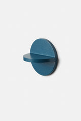 Ledge Round Wall Sconce by Rich Brilliant Willing