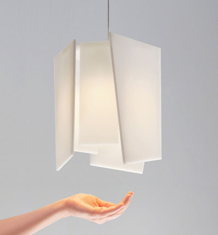 Levis LED Pendant by Cerno (Made in USA)