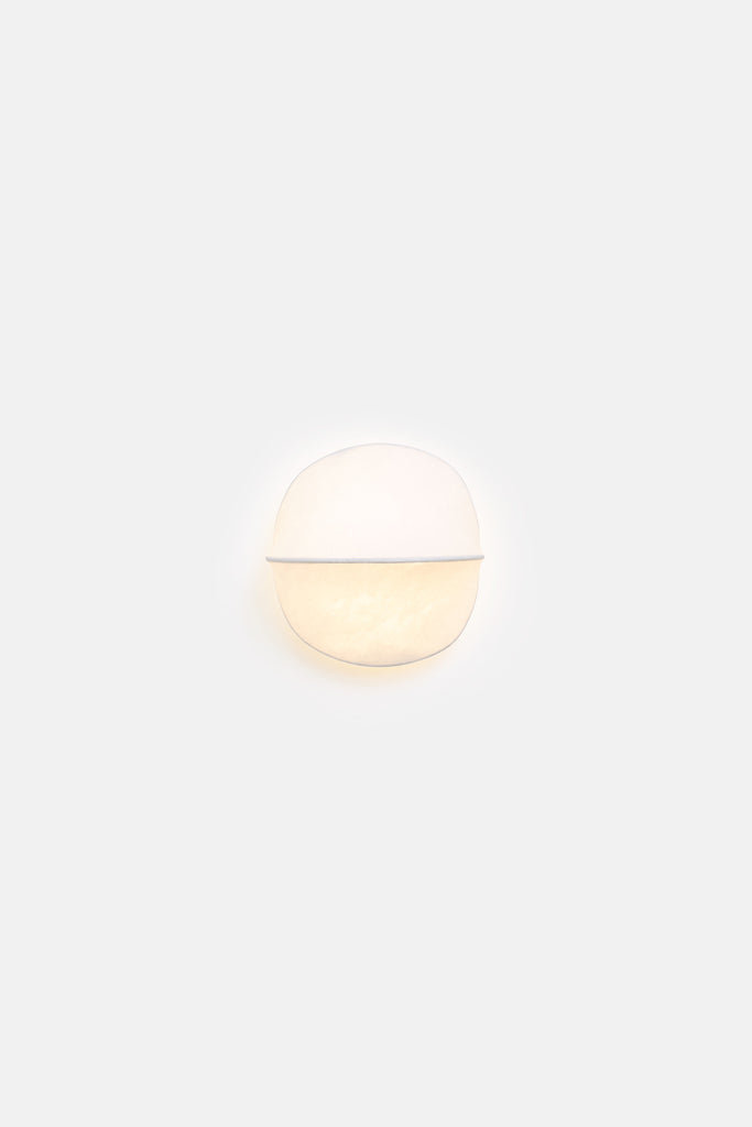Mori Shell Wall Sconce by Rich Brilliant Willing