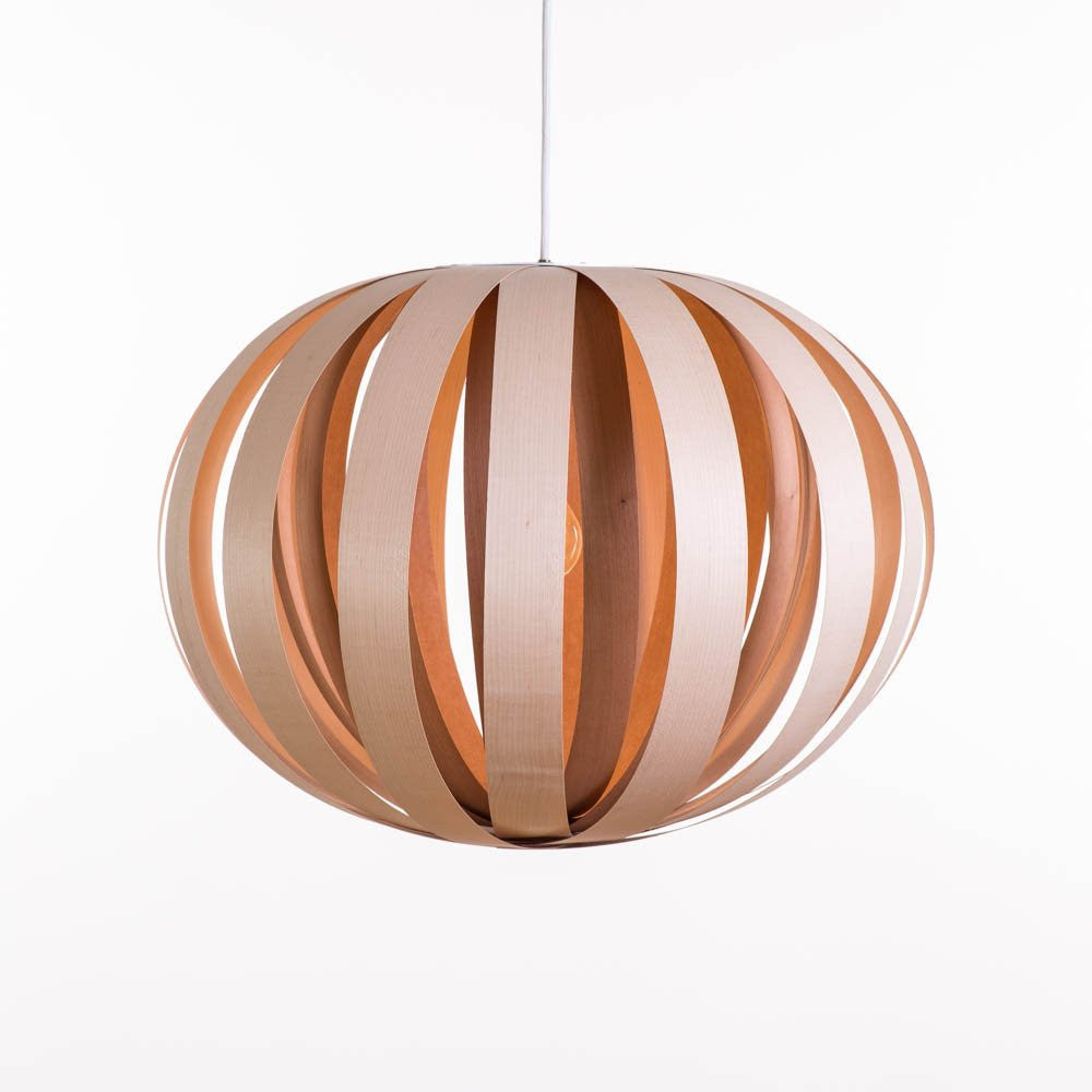 Ruth Large Pendant by Atelier Cocotte
