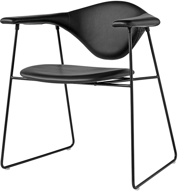 GamFratesi Masculo Chair by Gubi