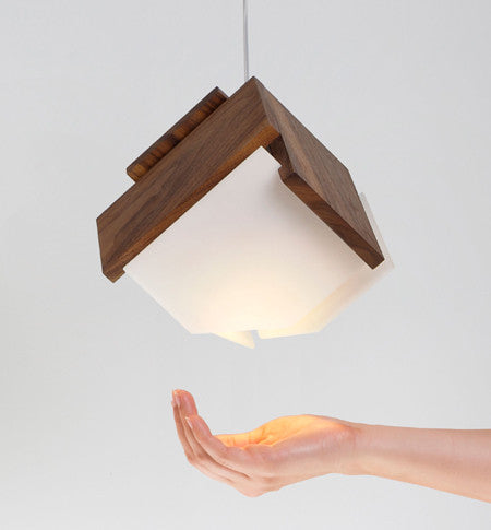 Mica LED Pendant by Cerno (Made in USA)