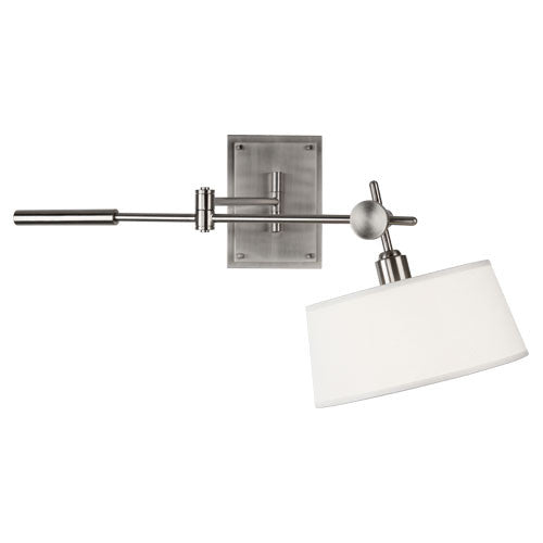 Miles Boom Wall Sconce by Robert Abbey