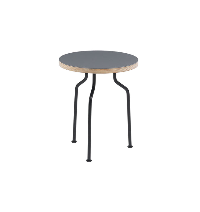 Modern Line Side Table by Gubi