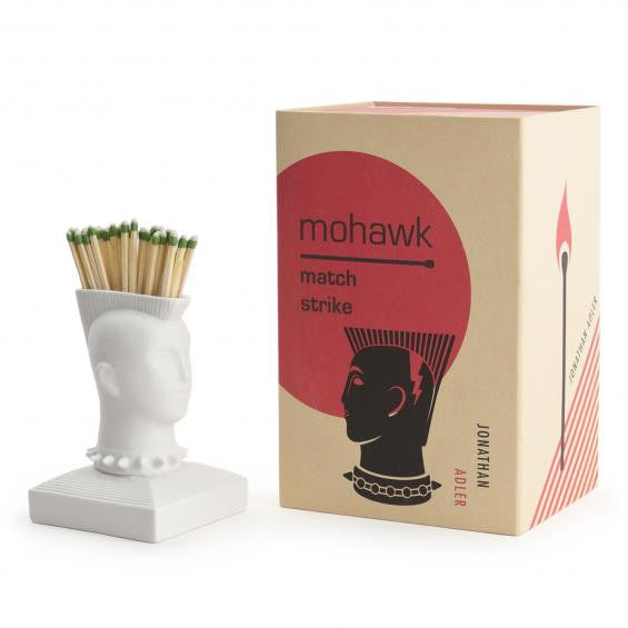 Mohawk Match Strike by Jonathan Adler