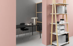 One Step Up Bookcase High by Normann Copenhagen