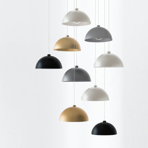 Coupole Pendant by Nemo Ark
