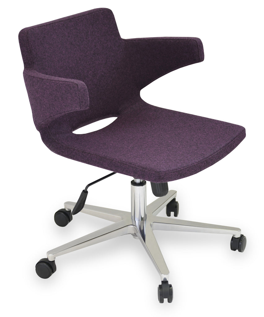 Nevada Arm Office Chair by Soho Concept