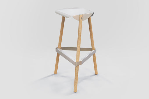 Note Bar Stool by Hyfen