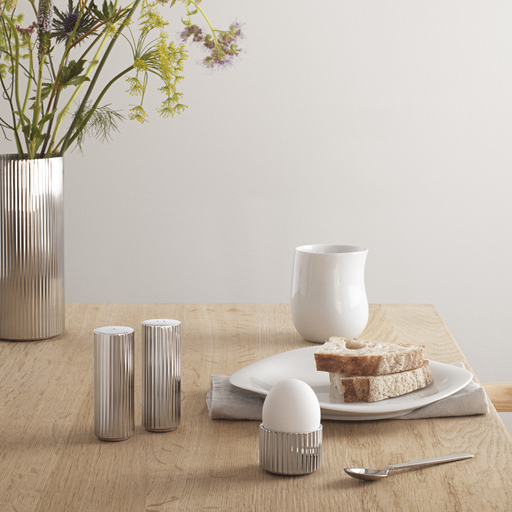 Bernadotte Salt and Pepper Shaker by Georg Jensen