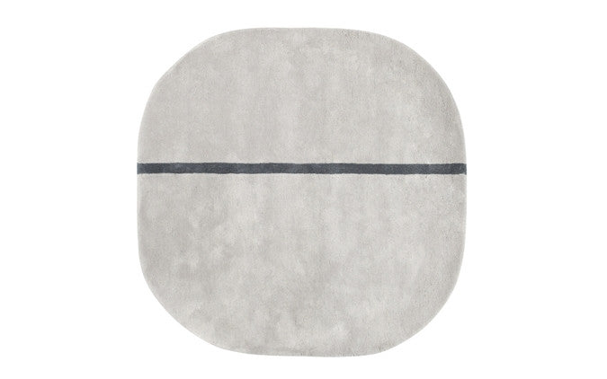 Oona Carpet 140 x 140cm by Normann Copenhagen