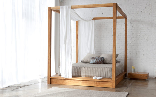 PCH Canopy Bed from the LAXseries by MASHstudios