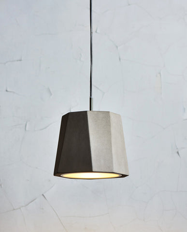 Castle Rock Pendant Lamp by Seed Design