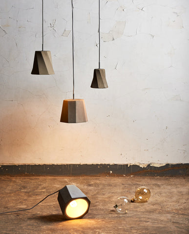 Castle Swing Pendant Lamp by Seed Design