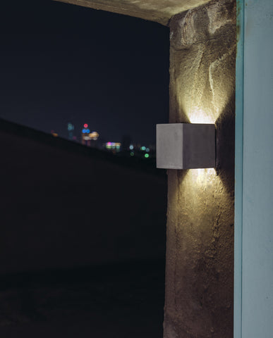 Castle S Wall Lamp by Seed Design