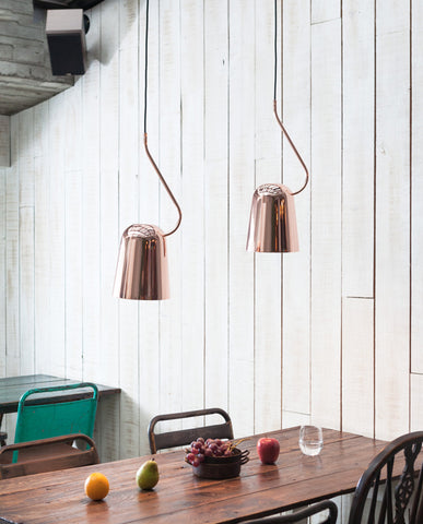Dodo Pendant Lamp by Seed Design