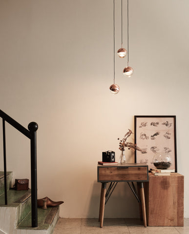 Dora P3 Pendant Lamp by Seed Design