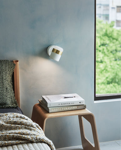 Ling W Wall Lamp by Seed Design