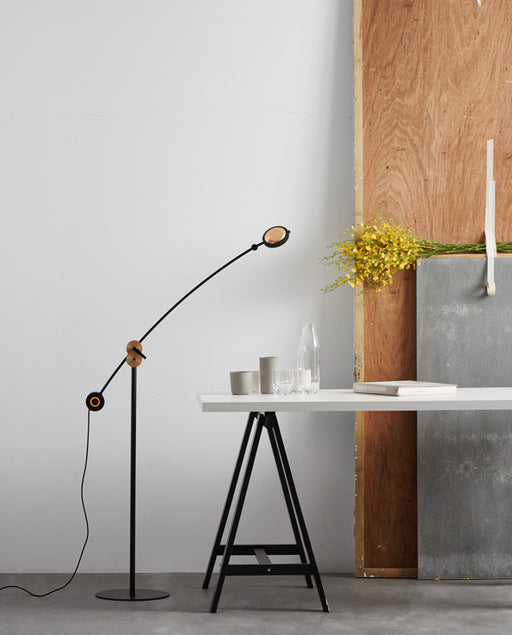 Planet Floor Lamp by Seed Design