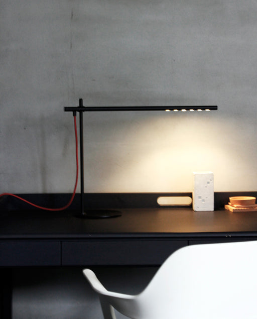 TickTock Table Lamp by Seed Design